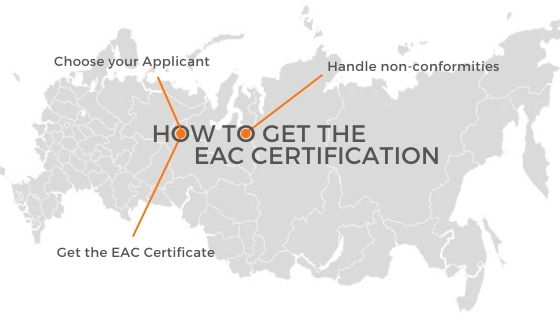 how to get eac certification